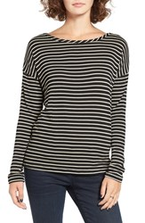 Women's Bp. Stripe Open Back Tee