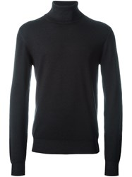 Etro Roll Neck Jumper Grey