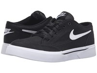 Nike Gts '16 Black White Women's Lace Up Casual Shoes