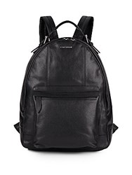 Cole Haan Leather Backpack Black
