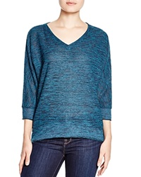 Kut From The Kloth Nancy Marled Sweater Teal