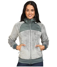 The North Face Oso Hoodie Wrought Iron Women's Jacket Brown