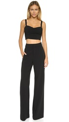 Black Halo Kalem 2 Piece Jumpsuit Black