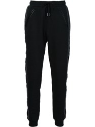 Christian Dada 'Souvenir' Sweatpants Black