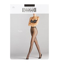Wolford Nele Fishnet Tights Female Black