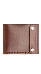 Billykirk Bifold Wallet With Snaps