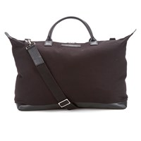 Want Les Essentiels Men's Hartsfield Weekender Tote Black Black