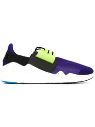 Y 3 'Chimu Boost' Sneakers Pink And Purple