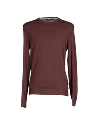 Mas_Q Knitwear Jumpers Men Cocoa