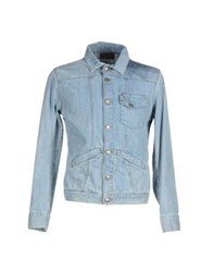 Alessandro Dell'acqua Denim Denim Outerwear Men