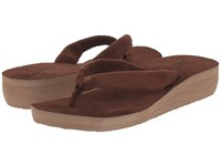 Scott Hawaii Puna Brown Women's Sandals