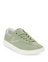Tretorn Ny Lite Lace Up Sneakers Light Green