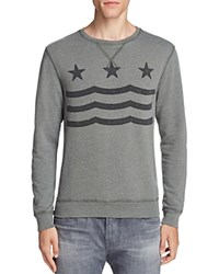 Sol Angeles Star Waves Sweatshirt 100 Bloomingdale's Exclusive Military