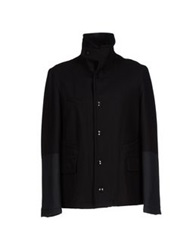Garbstore Coats Black