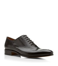 Stemar Chisel Punch Toe Oxford Male