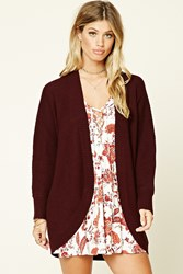 Forever 21 Dolman Sleeve Sweater Cardigan