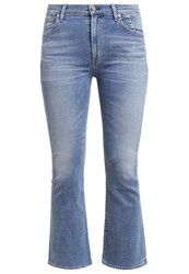 Citizens Of Humanity Fleetwood Bootcut Jeans Pica Light Blue