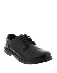 Deer Stags Nu Yorker Oxfords Black
