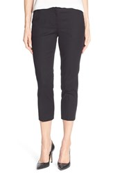Vince Camuto Women's Front Zip Crop Pants