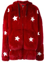 Filles A Papa 'Lee' Coat Red