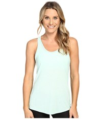 Lucy Workout Racerback Morning Mist Heather Women's Clothing Green