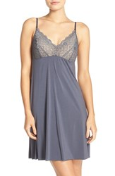 Commando Women's 'Butter' Lace And Stretch Modal Chemise