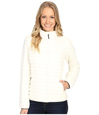 Adidas Flyloft Jacket Chalk White Chalk White Women's Coat