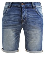 Anerkjendt Hank Denim Shorts Dark Blue