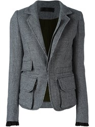 Haider Ackermann Casual Jacket Grey