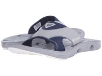 Techsun Vent Slide Pfg Columbia Grey Collegiate Navy Men's Sandals Gray