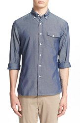 Men's Todd Snyder Extra Trim Fit Oxford Shirt
