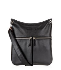Longchamp Le Foulonne Cross Body Bag Female Black