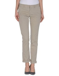 Maison Clochard Casual Pants Sand