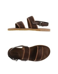 Trussardi Footwear Sandals Men
