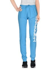 Happiness Trousers Casual Trousers Women Azure