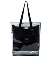 Eytys Void Small Tote In Black