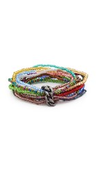Juliet And Company Sand And Snow Bracelet Night Mix