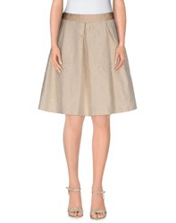 Max And Co. Skirts Knee Length Skirts Women