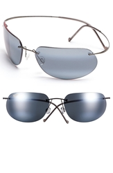 Maui Jim 'Ka'anapali' 65Mm Sunglasses Gunmetal