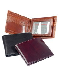 Perry Ellis Sutton Wallet Brown