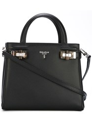 Serapian Small 'Serpian' Tote Black