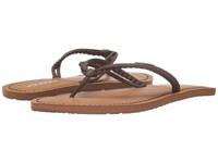 Volcom Tour Sandal Brown Women's Sandals