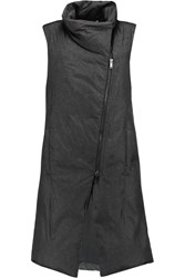 Dkny Padded Shell Gilet Black