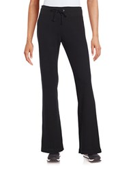 Marc New York Drawstring Knit Pants Black