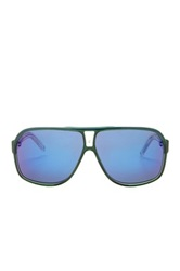 Carrera Grand Prix 2 W C S Plastic Aviator Sunglasses Green