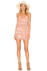 Bcbgeneration Romper Rose