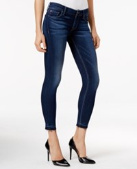 Hudson Jeans Krista Cropped Skinny Crest Fall Wash