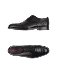 Vivienne Westwood Lace Up Shoes Black