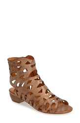 Everybody 'Macello' Open Toe Sandal Women Cotto Pearl Gold