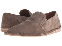 Vince Nigel Flint Men's Slip On Shoes Beige